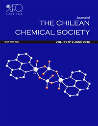 Vol 61, No 2 (2016): Journal of the Chilean Chemical Society